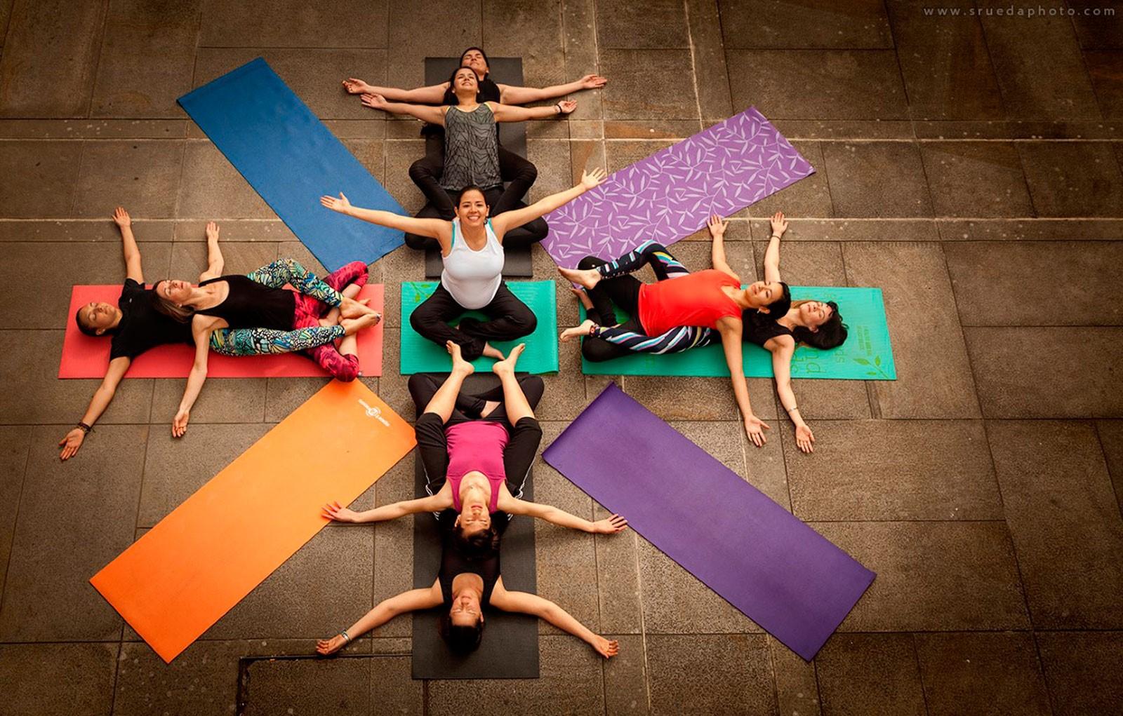 Yoga é para todos